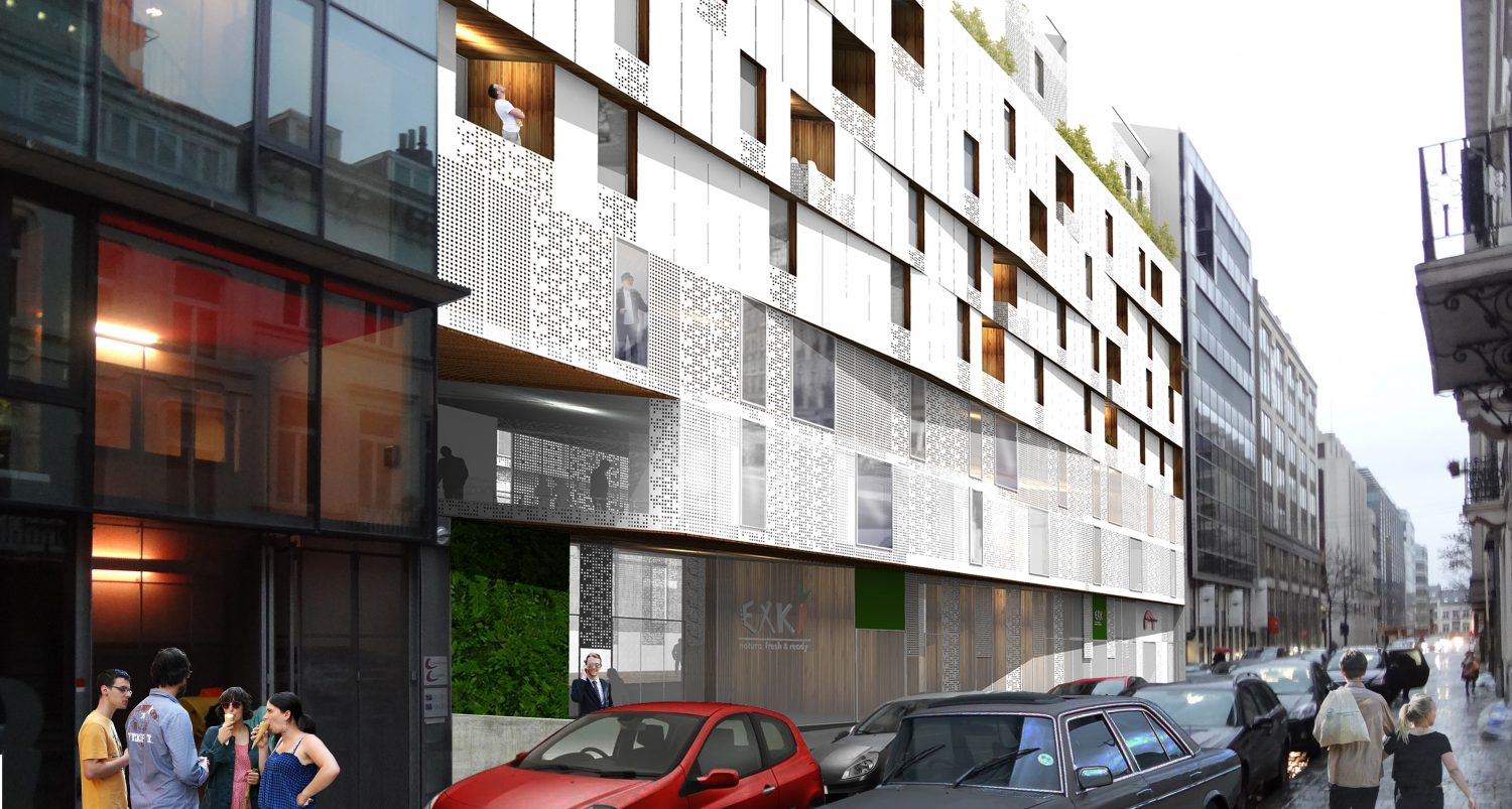 1402 rue du commerce synopsis architecture